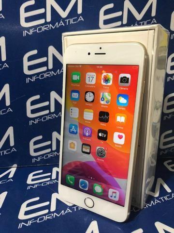 Iphone 6s Plus 16gb Gold - Funcionando Perfeitamente - Aceito o seu na Troca - Foto 2