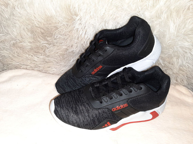 Tênis Adidas Fit preto * 9 8 6 0 0 - 1 0 2 1