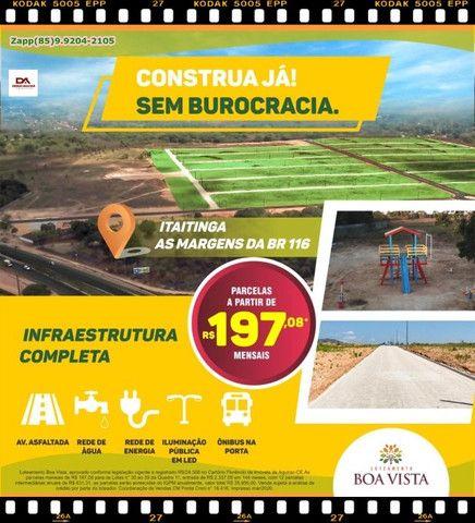 Loteamento Itaitinga- Construções Liberadas!@! - Foto 15
