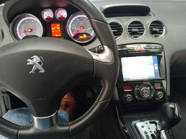 Peugeot 308 grife 1.6 thp 2016 zerado novo - Foto 8