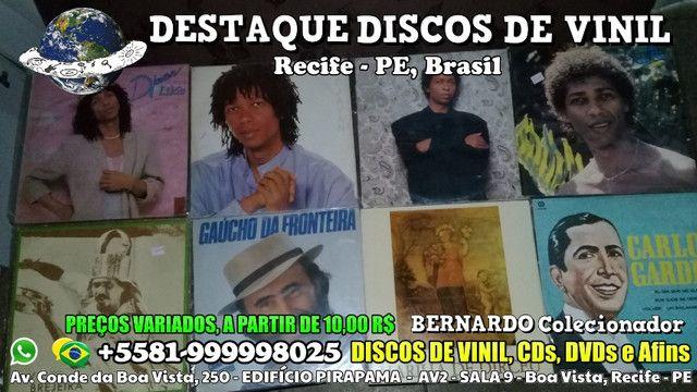 Raridades da Música em Vinil, CDs e DVDs, Edificio Pirapama, Boa Vista, Recife - PE - Foto 4