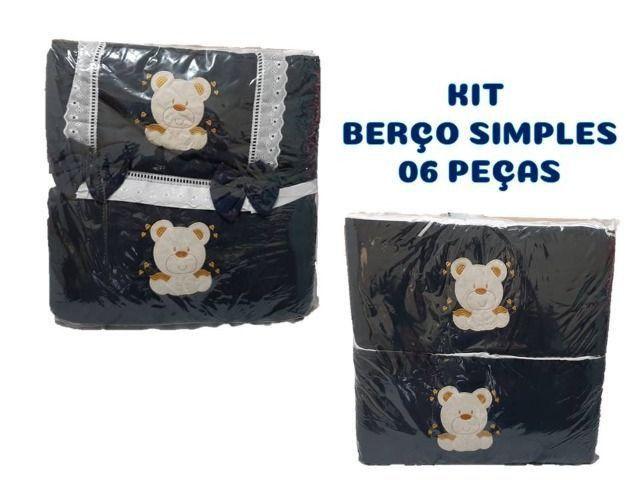 Kit de Berço - NOVO - Foto 2
