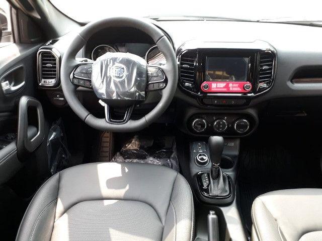 Fiat Toro Ultra 4x4 Diesel - Foto 6