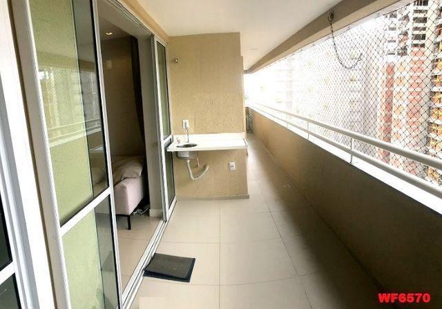 Portal de Ávila, Parque del Sol, apartamento com 3 quartos, gabinete, móveis projetados - Foto 7