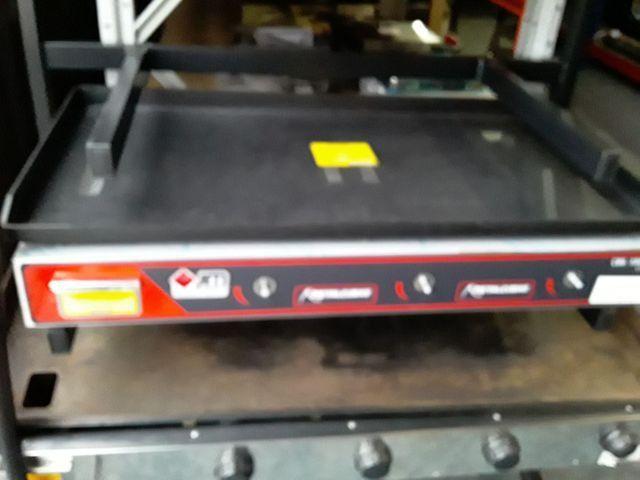 Chapa bifeteira gas 1 mts  - Foto 2