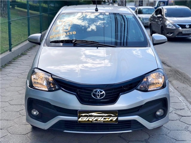 Toyota Etios 2020 1.5 x sedan 16v flex 4p manual - Foto 4
