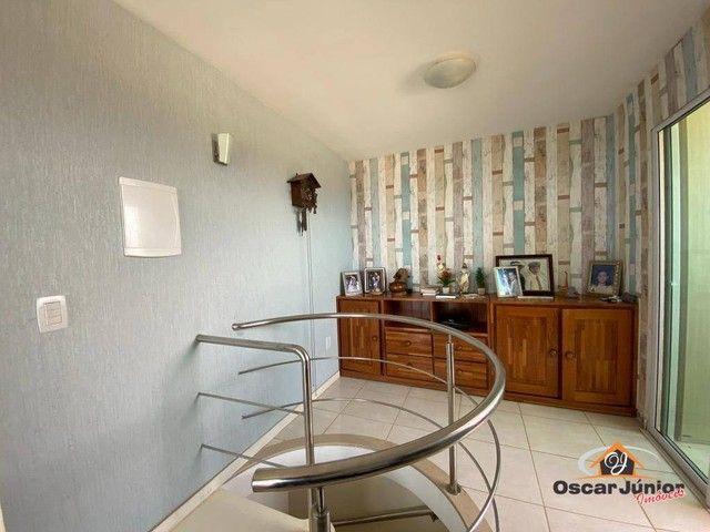 Apartamento com 4 dormitórios à venda, 203 m² por R$ 550.000,00 - Porto das Dunas - Aquira - Foto 19