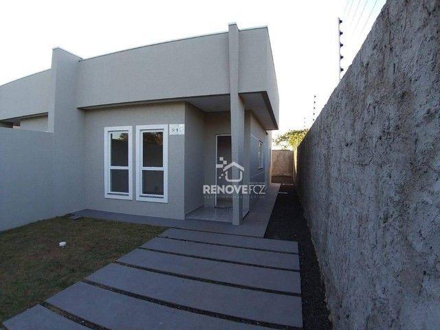 Casa com 2 dormitórios à venda, 53 m² por R$ 200.000,00 - Loteamento Comercial e Residenci - Foto 17