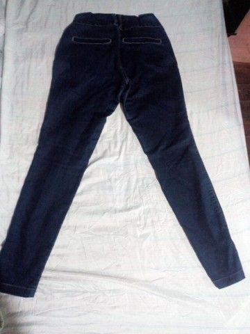 5 calças jeans por 40Reais - Foto 3