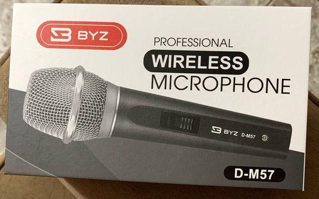 Microfone BYZ D-M57 - Foto 3