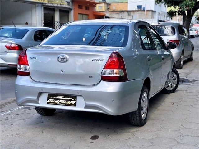 Toyota Etios 2020 1.5 x sedan 16v flex 4p manual - Foto 7