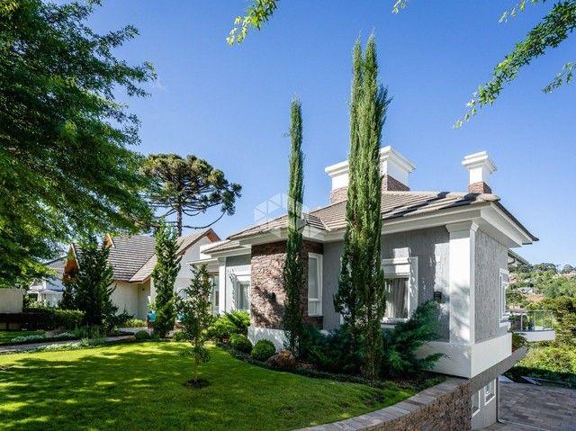 Casa de condomínio à venda com 3 dormitórios em Condominio alphaville, Gramado cod:9937109 - Foto 3