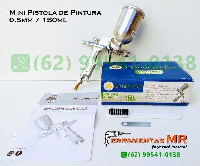 Pistola bico 0.5mm - Foto 2