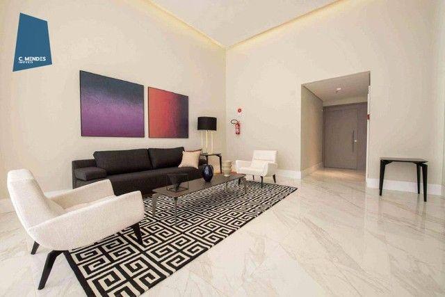 Apartamento Duplex com 3 dormitórios à venda, 172 m² por R$ 1.972.641,00 - Guararapes - Fo