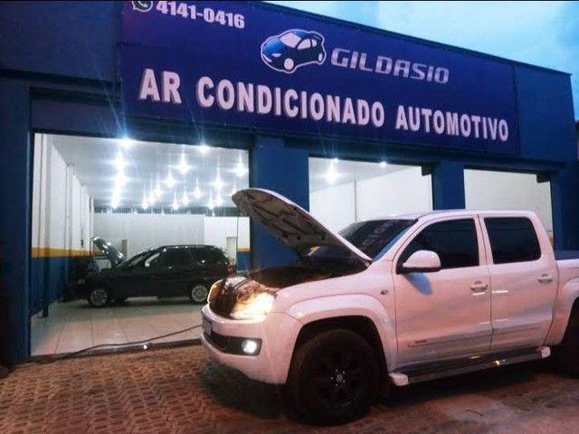 Gildasio Ar condicionado e Auto portas