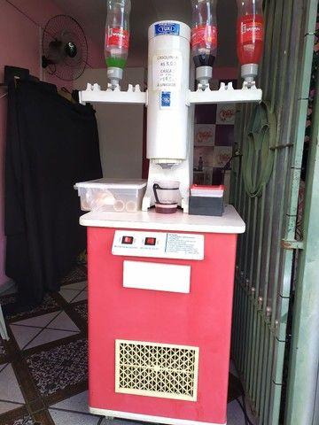 Maquina de sorvete americano - Foto 2
