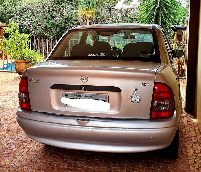 Corsa Sedan 1.0 2000/2001 - Foto 4