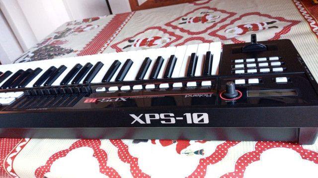 Roland XPS10 usado poucas vezes - Foto 2