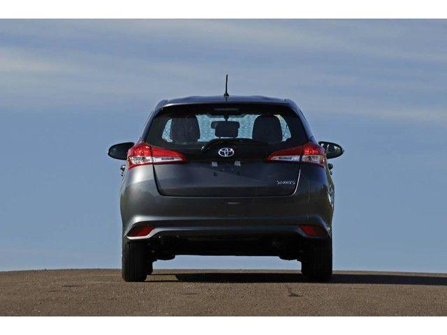 Toyota Yaris HATCH XL LIVE 1.3 FLEX AUT. - Foto 5