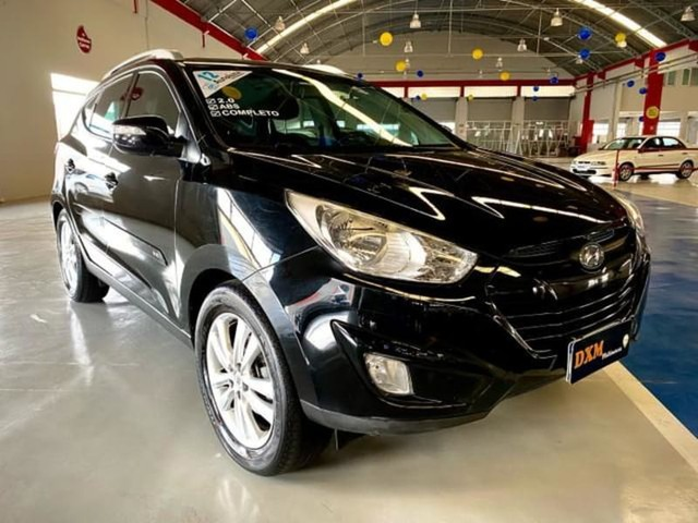 Hyundai Ix35 4x2 AT 2.0 16V 2012 - Foto 2