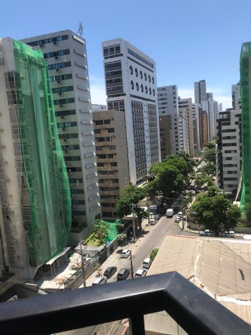 Aluguel apto de 1Q mobiliado vista mar R$ 2.500,00   - Foto 9