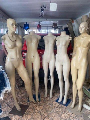 Manequins com pernas  - Foto 3