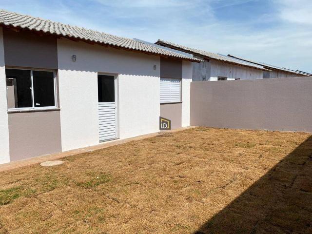 Casa com 2 dormitórios à venda, 66 m² por R$ 159.900 - Jacaranda - Várzea Grande/MT - Foto 4