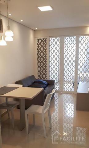 Apartamento para Locação em Curitiba, CENTRO, 1 dormitório, 1 banheiro, 1 vaga - Foto 2