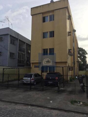 Apartamento com 2 dormitórios para alugar, 57 m² por R$ 750,00/mês - Cidade Universitária  - Foto 18