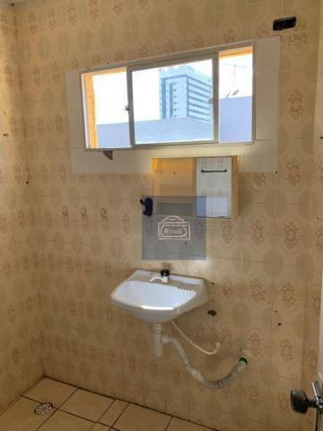 Apartamento com 2 dormitórios para alugar, 57 m² por R$ 750,00/mês - Cidade Universitária  - Foto 17