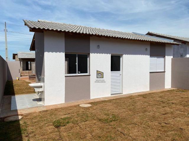 Casa com 2 dormitórios à venda, 66 m² por R$ 159.900 - Jacaranda - Várzea Grande/MT - Foto 8