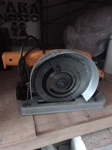 cortado de alumínio e ferro 800w 350 reais - Foto 3