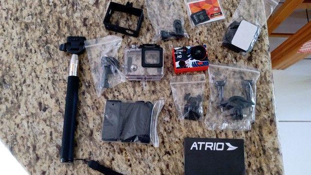 Camera Multilaser átrio HD