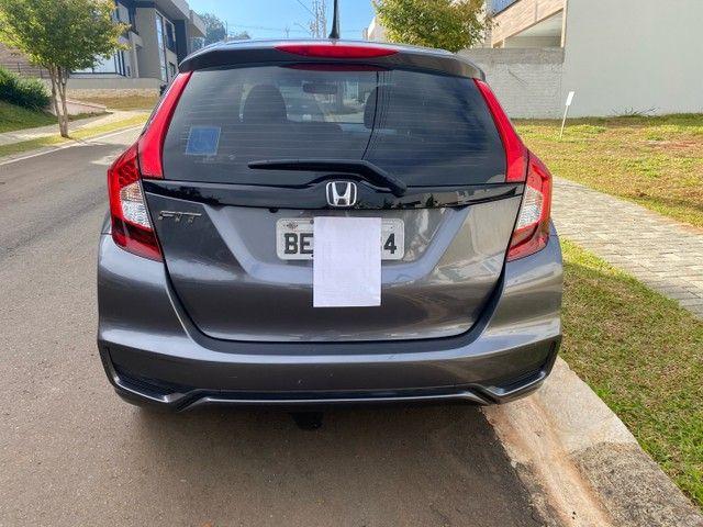 Honda Fit 2018  apenas:21187 km ,impecavel - Foto 4