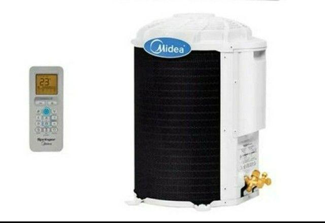 Ar condicionado split springer midea 22.000 BTU/h Quente e Frio 220V - Foto 2