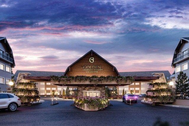 Golden Gramado Laghetto Resort.