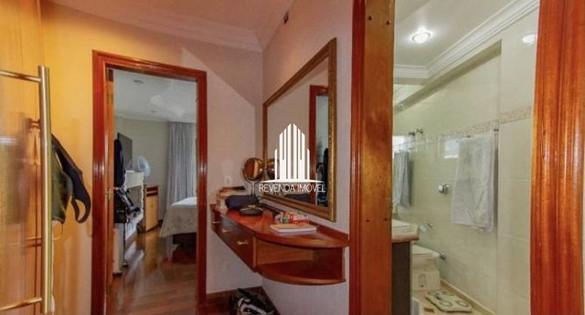4 suítes 4 vagas e 6 banheiros em 340 m² no melhor da Móoca Belo - Foto 14