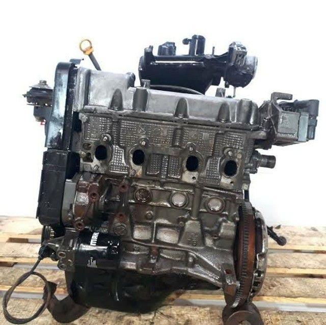 Motor fire 1.0 Flex 8 valv novo no carro