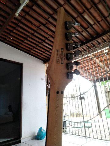 Vendo guitarra ibanez jem  - Foto 3