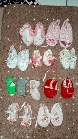 Lote de roupa de meninas - Foto 4
