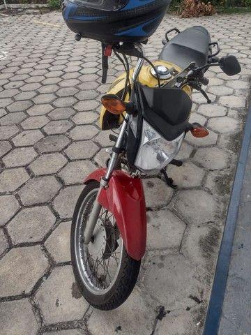 CG FAN 125 ANO 2014 (leia) - Foto 3