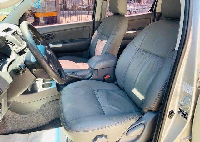 Toyota Hilux 2.7 Sr Cab. Dupla 4x2 Flex Aut. 4p - Foto 3
