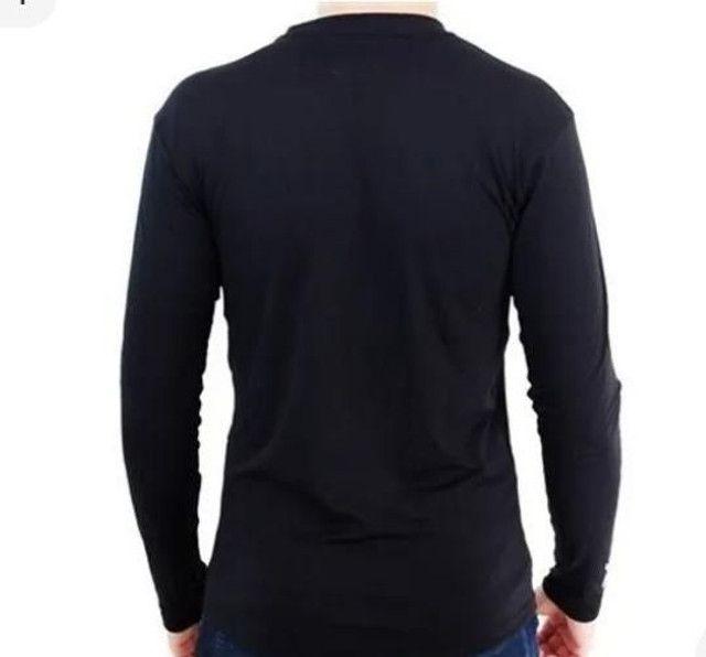 Camisas UV Masculina e Feminina - Foto 2