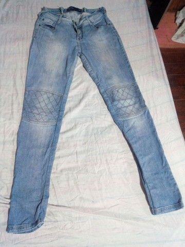 5 calças jeans por 40Reais - Foto 4