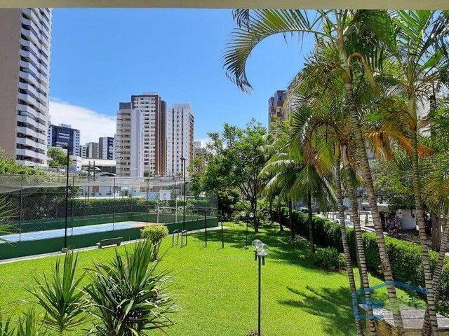 Apartamento com 3 dormitórios para alugar, 130 m² por R$ 1.800,00/mês - Pituba - Salvador/ - Foto 2