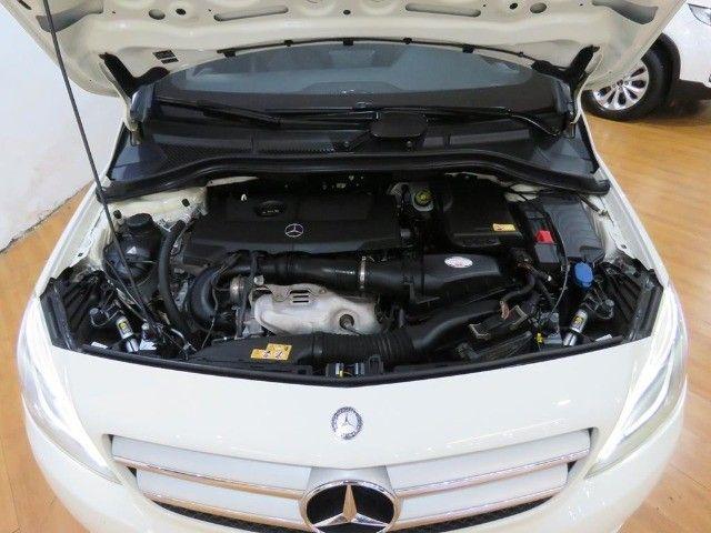 Mercedes-Benz B 200 1.6 Sport Turbo Aut Blindagem III-A Top de Linha C/ Paddle Shift - Foto 6