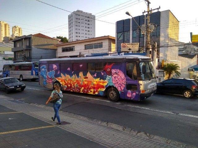 Motorhome - Troco por pickup - Foto 13