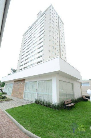 Apartamento com 02 dormitórios (sendo 01 suíte) com 02 vagas individuais de garagem Edifíc - Foto 3