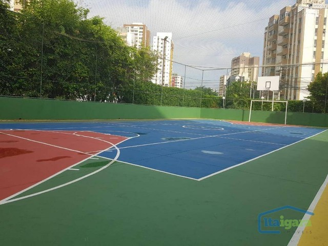 Apartamento com 3 dormitórios para alugar, 130 m² por R$ 1.800,00/mês - Pituba - Salvador/ - Foto 4