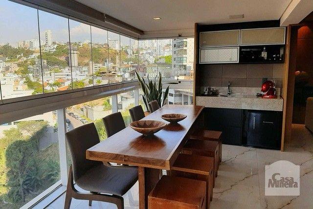 Apartamento à venda com 4 dormitórios em Santa lúcia, Belo horizonte cod:337032 - Foto 15
